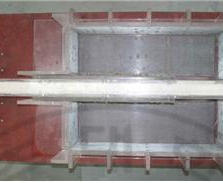 Anchor pullout test apparatus