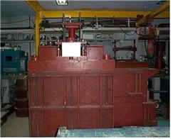 Large-scale direct shear box
