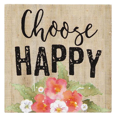 Block Talk - Choose Happy