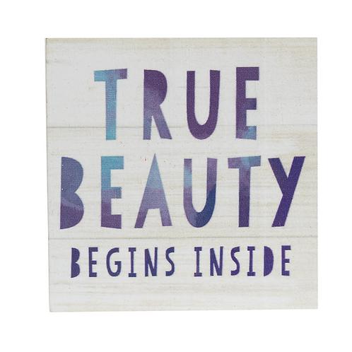 True beauty inside