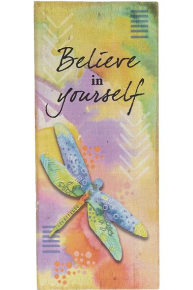 Believe in yourself - Block Talk