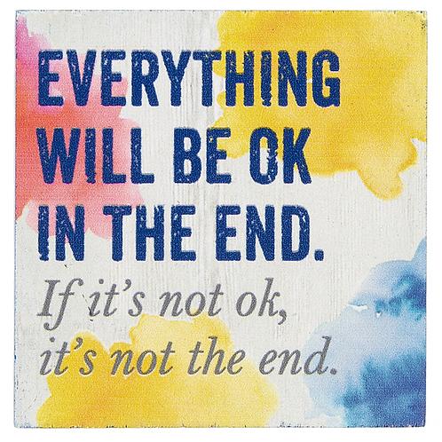 Block Talk - Everything will be OK