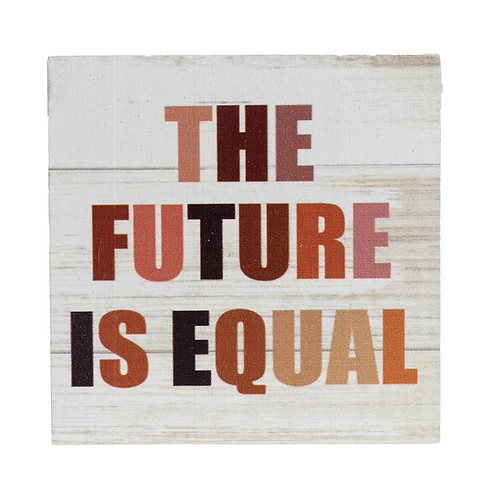The future is equal