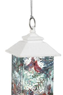 LED Light Up Winter Birds Mini Shimmer