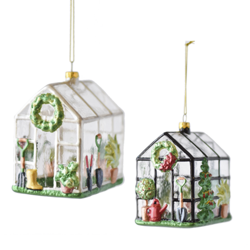 Greenhouse Ornaments