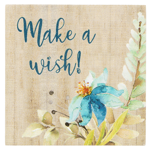 Block Talk - Make a Wish