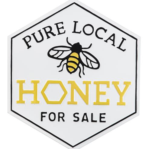 Hexagon Enamel Honey for Sale