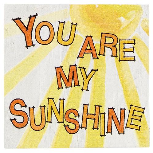 Block Talk - You are my Sunshine