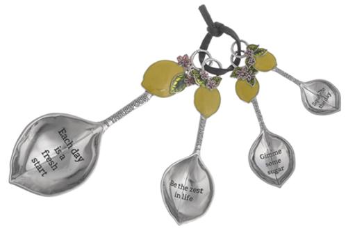 Lemons - Measuring Spoons