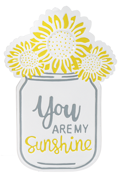 You are my Sunshine Flower Bouquet Wall Decor