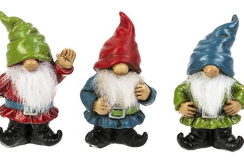 Good Luck Gnomes Stone