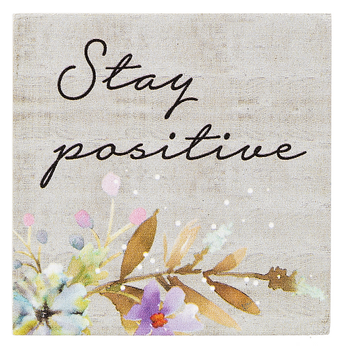 Block Talk - Stay Positive