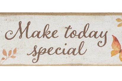 Make today Special