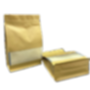Kraft Paper Flat Bottom Bag.png