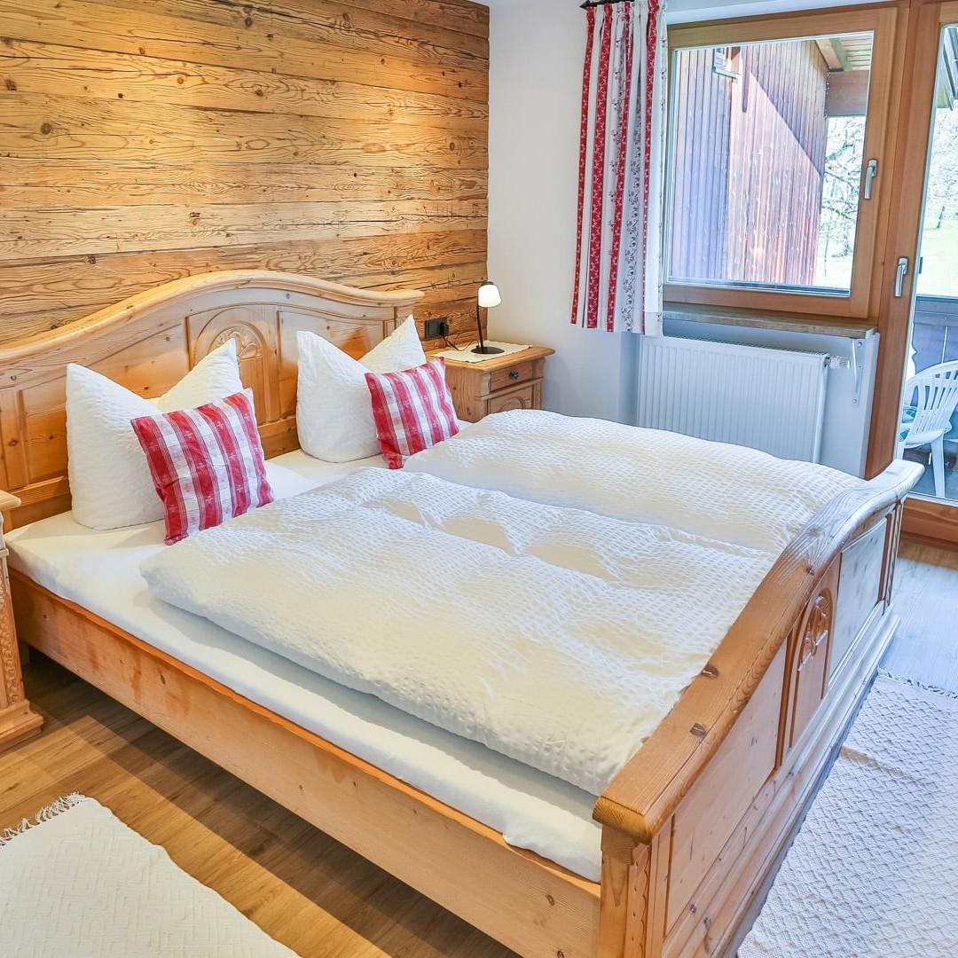 Aiplspitz - Schlafzimmer