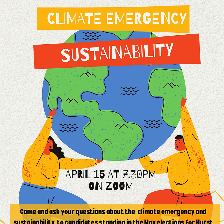 Question Time – Climate Change and WSCC Local Election