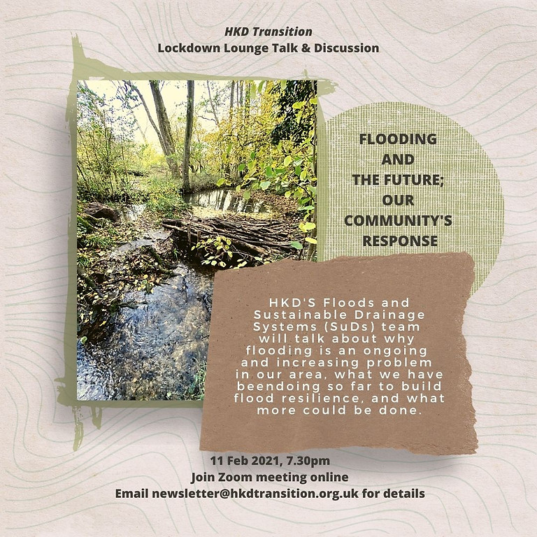 Flooding and the Future: Our Community's Response
