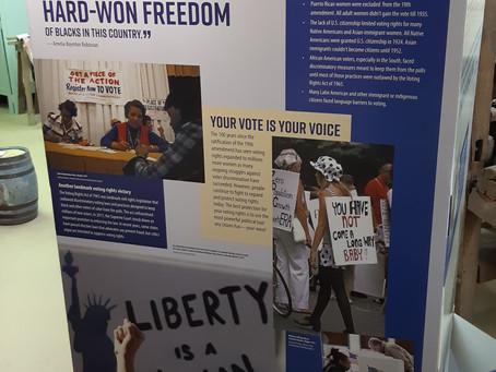 Suffrage - the 19th Amendment