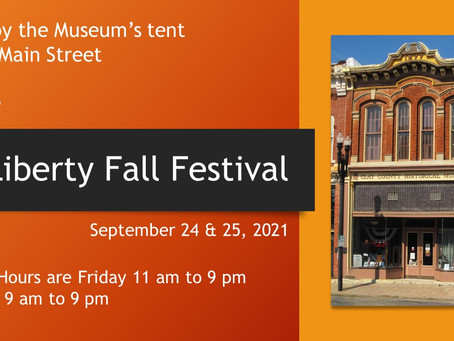 Fall Festivals, by any other name