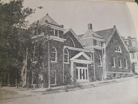 1922 Liberty Christian Church History