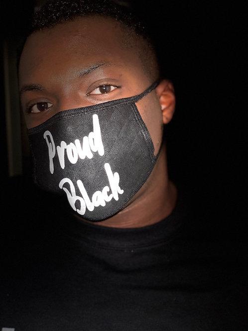 Proud Black Mask
