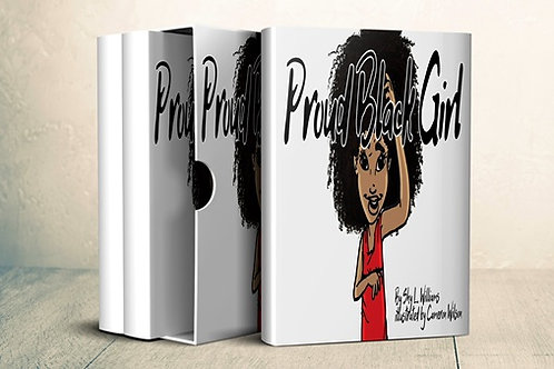 Proud Black Girl Book