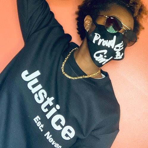 Justice Est. Never