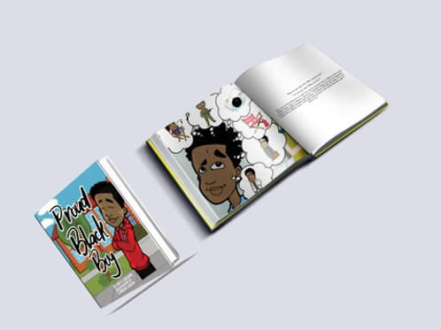 Proud Black Boy Book