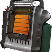 Indoor-Safe Portable RV Radiant Heater