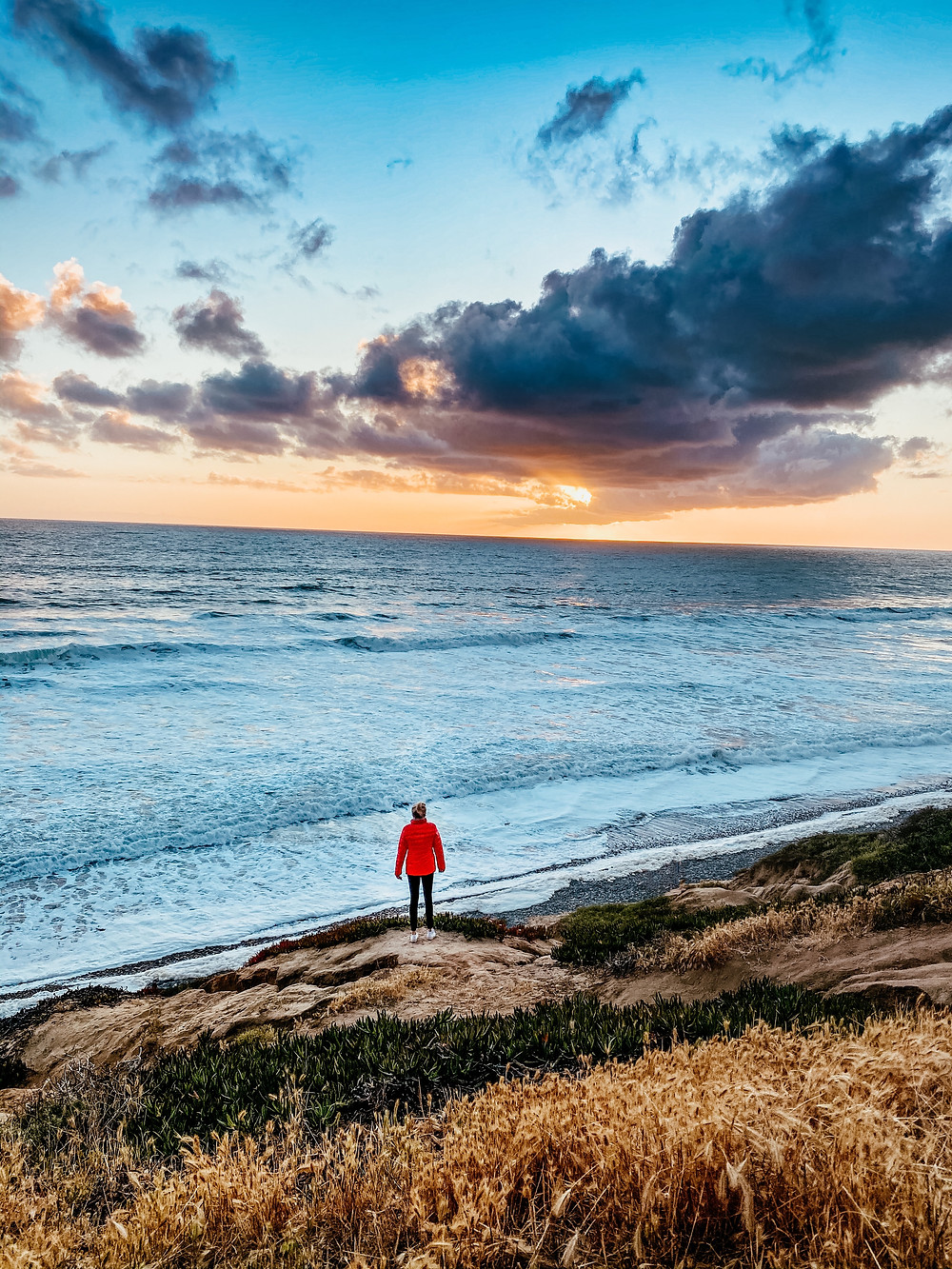 South Carlsbad State Beach Campground california