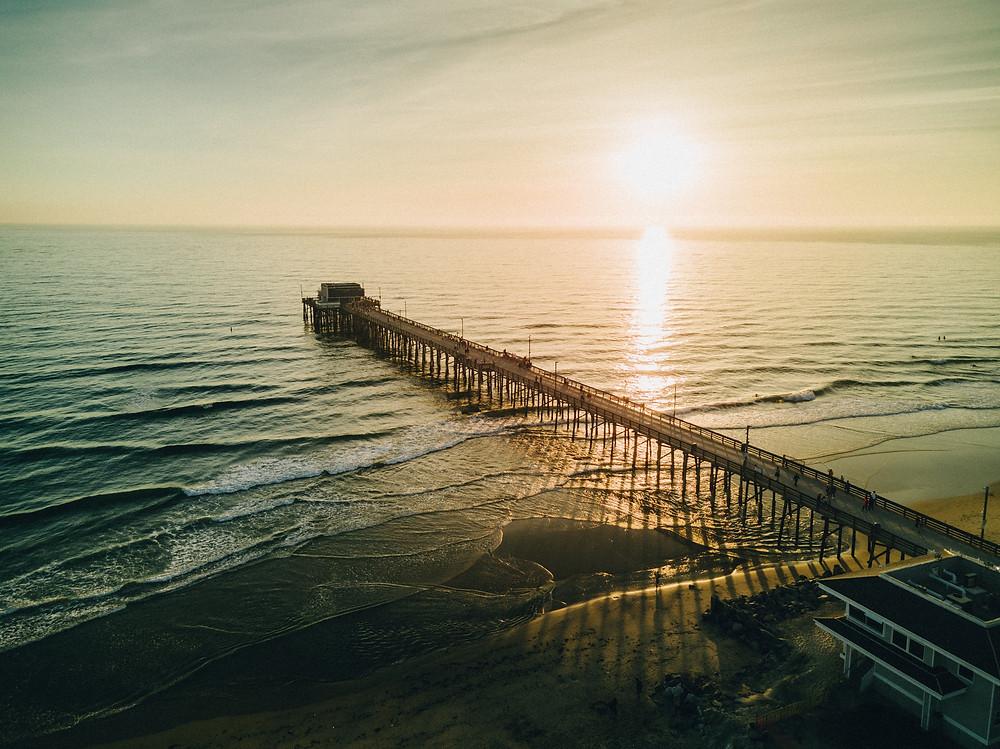 Newport Beach Pier | Newport, CA