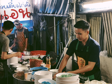 Midnight Tuk Tuk Food Tour in Thailand Review
