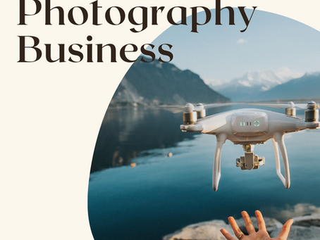 How to Start a Drone Photography Business - Cost + Tips