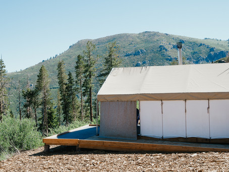 Summer Adventure Guide to Bear Valley: Glamping, Canoeing & more things to do!