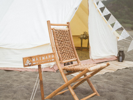 Glamping on the Northern California Coast | Wayward Tents