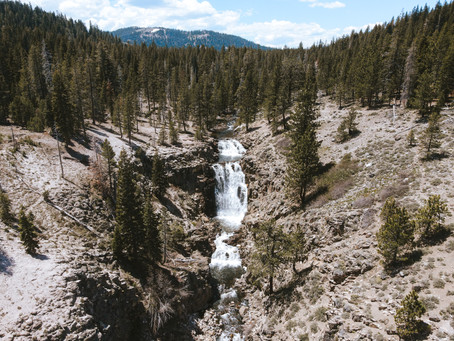 Explore Webber Falls: 76ft Waterfall in Tahoe National Forest (Photos + Directions!)