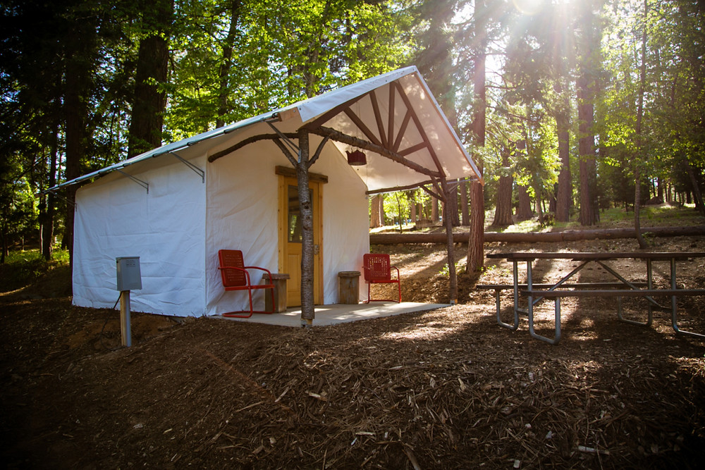 Inn Town Campground and Glamping