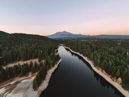 Mt. Shasta California Roadtrip Guide | Hike, Stay + Play