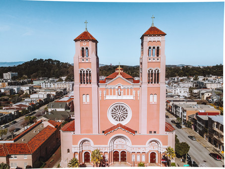 St Anne of the Sunset - San Francisco's Most Beautiful Church