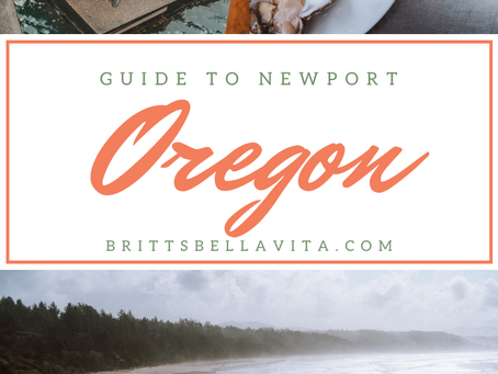 The Ultimate Travel Guide to Newport, Oregon