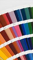 Χρωματολόγιο, Βαφές Αλουμινίου, Βαφές κουφωμάτων