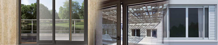 ALUTRUST | Συστήματα Αλουμινίου (Κουφώματα) | Πόρτες, Παράθυρα, Ρολά - Παντζούρια, Σήτες | Κουφώματα PVC | Θεσσαλονίκη