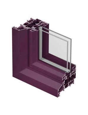 Κούφωμα με βαφή NEOKEM Prisma Series