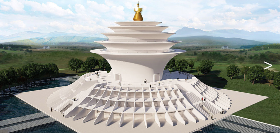 Mahasiddha Sanctuary for Universal Peace