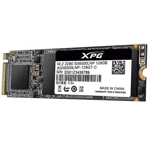 SSD ADATA XPG SX6000 LITE, 128GB, M.2 NVME ASX6000LNP-128GT-C