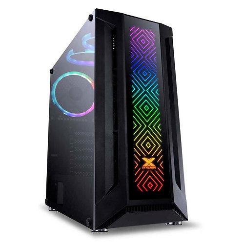 PC GAMER HOOK I5 10400F 8GB SSD240 RX580 8GB 500W