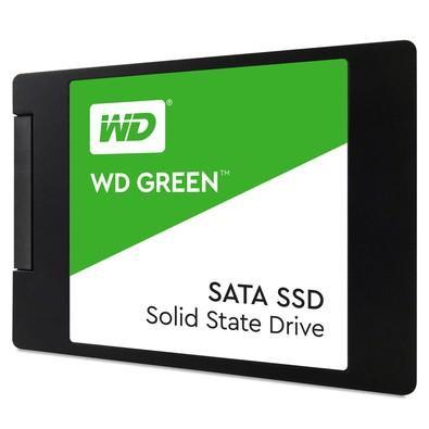 SSD WD GREEN, 120GB, SATA- WDS120G2G0A