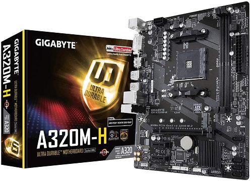 PLACA MÃE GIGABYTE A320 M-H AMD AM4 9MA32MH-00-11