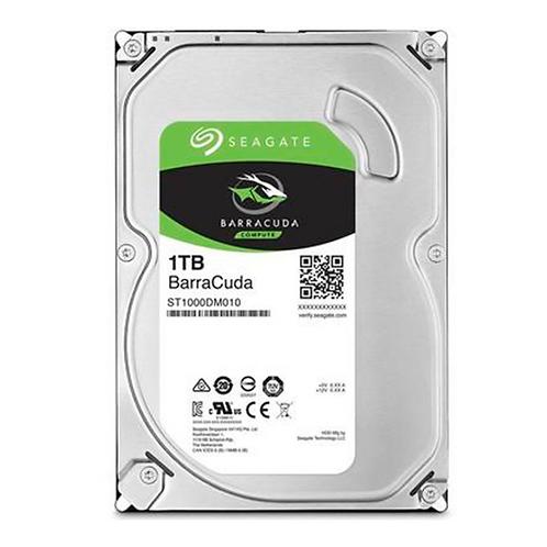 HDD SEAGATE BARRACUDA 1TB 3.5 SATA 3