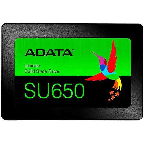 SSD ADATA 120GB 2,5 SATA 3 ASU650SS120GTR